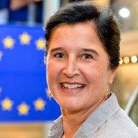 Maria Noichl berichtet von ihrer Parlamentsarbeit in Brüssel und Straßburg (Bild: M. Noichl)